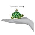 Tortoise Glass Ornament   OWC12198