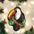 Toucan Glass Ornament   OWC16129