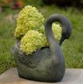 Swan Garden Planter Set of 2