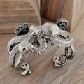 Octopus Sterling Silver Bracelet | Kabana Jewelry | Kbr315