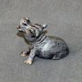 Hippo Baby Bronze Sculpture | Barry Stein | BBSHIPPOBABY -2