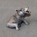 Hippo Baby Bronze Sculpture | Barry Stein | BBSHIPPOBABY -4