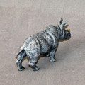 Rhino Baby Bronze Sculpture | Barry Stein | BBSRHINOBABY -4