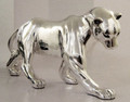 Panther Silver Plated Sculpture | 8037