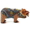 Grizzly Bear Baby Figurine | FimoCreations | FCFGBB -3