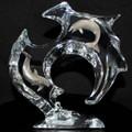 "Dolphin Sculpture ""Flow"" | Starlite Originals | SO8109 -2"