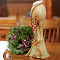 Giraffe Vase | fz00233 | Franz Porcelain Collection