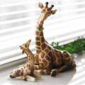 Giraffe Mother Figurine | Franz Porcelain -2