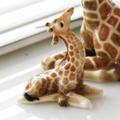 Giraffe Baby Figurine | Franz Porcelain | FZ00486