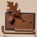 Oak Leaf & Acorn Toilet Paper Holder | Colorado Dallas | CDTP09 -2