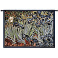 Van Goghs Irises Tapestry Wall Hanging | Pure Country | pc1344WH
