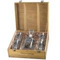 Elk Decanter Set | Heritage Pewter | HPICPTB104
