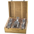 Pheasant Decanter Set | Heritage Pewter | HPICPTB123