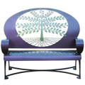 Tree of Life Bench   Cricket Forge   B021