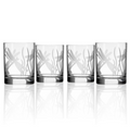 Dragonfly Double Old Fashioned Glass Set of 4 | Rolf Glass | 206004