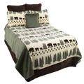 Pearl Bear King Bedding Set | Denali | DHC103-King