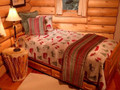 Moose Camp Twin Bedspread | Denali | DHC51206889 -2