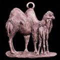 Camel Pewter Ornament | Andy Schumann | SCHMC122107