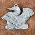 Loon Pewter Ornament | Andy Schumann | SCHMC122110