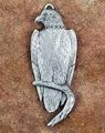 Eagle Pewter Ornament | Andy Schumann | SCHMC122114