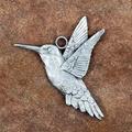 Hummingbird Pewter Ornament | Andy Schumann | SCHMC122145