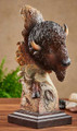 """Bison Sculpture """"Dust and Thunder"""" 