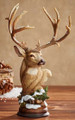 """Deer Sculpture """"First Snow""""   Mill Creek Studios   6567440965 -2"""