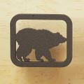 Bear Drawer Pull | Colorado Dallas | CDDP12