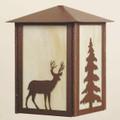 Deer Outdoor Light | Colorado Dallas | CDODL161316