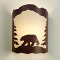 Bear Wall Sconce | Colorado Dallas | CDSC15DIR