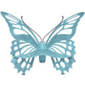 Butterfly Bench Large | Cricket Forge | B002-004