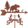 Bear Weathervane | EZ Vane | ezvbear