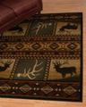 Deer Area Rug Hunters Dream | United Weavers | UW750-03843