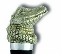 Alligator Bottle Stopper Vagabond | Vagabond House | V960AL