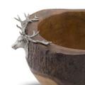 Elk Salad Bowl | Vagabond House | A222EH -3