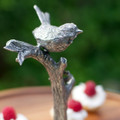 Song Birds Cheese Stand | Vagabond House | K213K -3