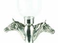 Horse Hurricane Candle Holder | Vagabond House | H101H