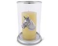 Horse Head Pillar Candle Holder | Vagabond House | H102HL