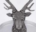 Elk Head Pillar Candle Holder | Vagabond House | B102EL