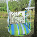 "Frog and Heart Hammock Chair Swing ""Beach Boulevard"" 