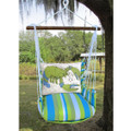 "Lobster Hammock Chair Swing ""Beach Boulevard"" | Magnolia Casual | BBRR619-SP"