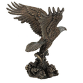 Bald Eagle Sculpture   Unicorn Studios   WU75227A4 -2