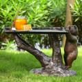 Bear End Table   34425   SPI Home