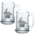 Pelican Beer Stein Set of 2 | Heritage Pewter | HPIST3320