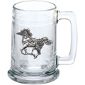 Horse Tribal Beer Stein Set of 2 | Heritage Pewter | HPIST4229 -2