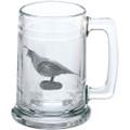 Quail Beer Stein Set of 2 | Heritage Pewter | HPIST3140 -2