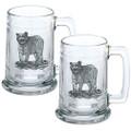 Tiger Beer Stein Set of 2 | Heritage Pewter | HPIST3986