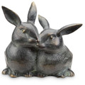Snuggling Bunnies Key Box | 34039 | SPI Home -2