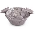 Butterfly Nut Bowl   Arthur Court Designs   102212