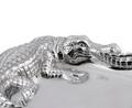 Alligator Catch All Tray | Arthur Court Designs | 104102